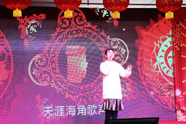 2019年春节联欢会掠影2